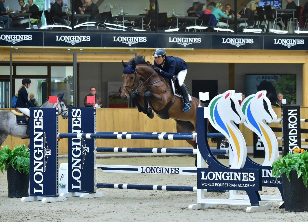Longines World Equestrian Academy in 2018 – including the Summer ...